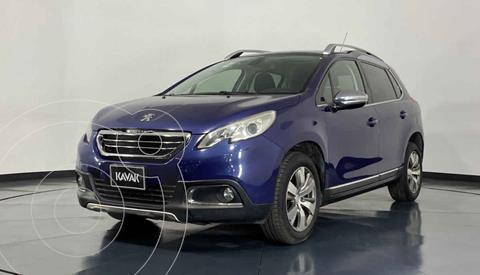 Peugeot 2008 1.6L usado (2015) color Azul precio $167,999