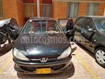 Foto venta Carro usado Peugeot 206 XRA Hatchback 1.400 C.C (2006) color Negro precio $11.000.000