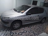 Foto venta Auto usado Peugeot 206 1.4 XR Presence 3P (2005) color Gris Plata  precio $118.000