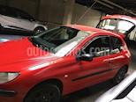 Foto venta Carro Usado Peugeot 206+ 1.4L (2006) color Rojo precio $10.500.000