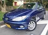 Foto venta Carro usado Peugeot 206+ 1.4L (2005) color Azul de China precio $11.500.000