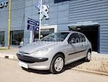 Foto venta Auto Usado Peugeot 206 1.6 3P XS (2000) color Gris Claro precio $125.000