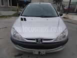 Foto venta Auto usado Peugeot 206 1.6 3P XS (2008) color Gris Claro precio $165.000