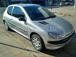 Foto venta Auto usado Peugeot 206 1.6 3P XS (2008) color Gris Claro precio $155.000
