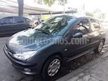 Foto venta Auto usado Peugeot 206 1.6 XR Premium 5P (2006) color Gris Fer precio $165.900