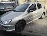 Foto venta Auto usado Peugeot 206 1.9 XRD Premium 5P (2008) color Gris Plata  precio $155.000