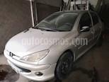 Foto venta Auto usado Peugeot 206 1.9D Premium 5P (2008) color Plata precio $140.000