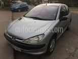 Foto venta Auto usado Peugeot 206 3P 1.4 HDI VU Ac (2003) color Gris precio $1.750.000