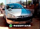 Foto venta Auto usado Peugeot 206 3P 16V XR  (2006) color Gris Plata  precio $1.800.000