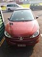 Foto venta Auto usado Peugeot 206 3P XS X-Line 1.6 (2007) color Rojo precio $52,000
