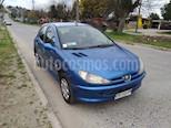 Foto venta Auto usado Peugeot 206 5P 16V XR Ac (2006) color Azul Electrico precio $2.300.000