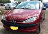 Foto venta Auto usado Peugeot 206 5P D-sign 1.6 (2005) color Rojo Lucifer precio $44,500
