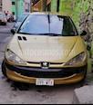 Foto venta Auto usado Peugeot 206 5P XR 1.4  (2006) color Amarillo precio $36,000