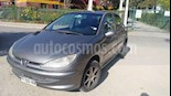 Foto venta Auto usado Peugeot 206 5P XR (2008) color Gris Oscuro precio $2.600.000