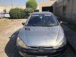 Foto venta Auto usado Peugeot 206 5P XT 1.6 Aut Piel (2005) color Gris precio $38,000