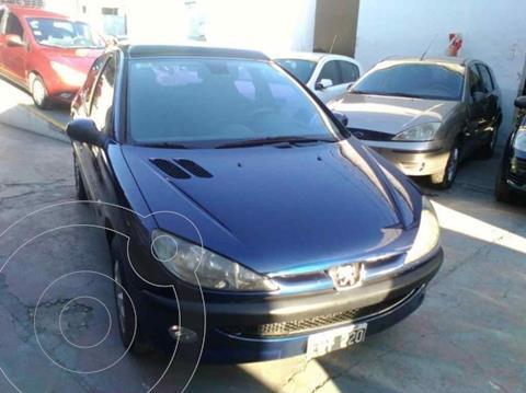 foto Peugeot 206 1.9 XTD 5P usado (2004) color Azul precio $480.000
