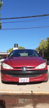 Peugeot 206 1.6 XR 3P usado (2001) color Rojo precio $290.000