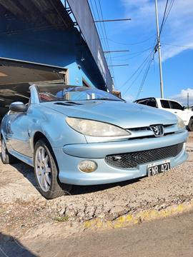 Peugeot 206 CC 2.0 16V  usado (2006) color Celeste precio u$s9.500