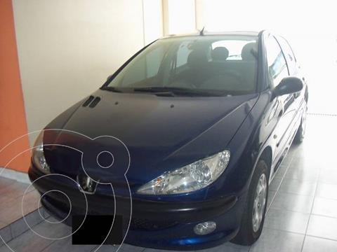 Peugeot 206 5Ptas. 1.6 XR Premium usado (2006) color Azul precio $449.900