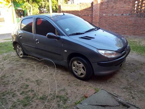 Peugeot 206 1.4 Generation 5P Plus usado (2009) color Celeste precio $480.000