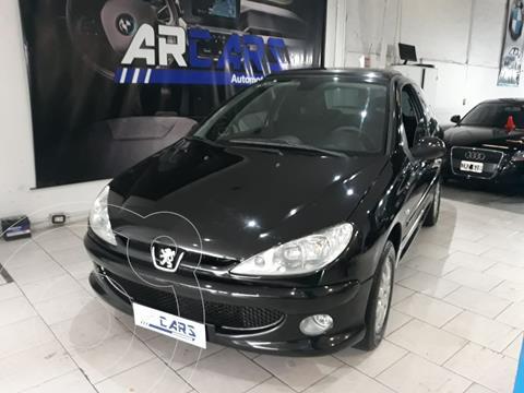 Peugeot 206 2.0 HDi XS Premium 3P usado (2007) color Negro Ebony financiado en cuotas(anticipo $400.000)