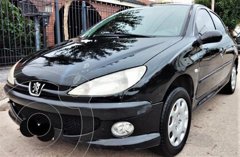 Peugeot 206 1.6 XR 5P usado (2007) color Negro precio $590.000