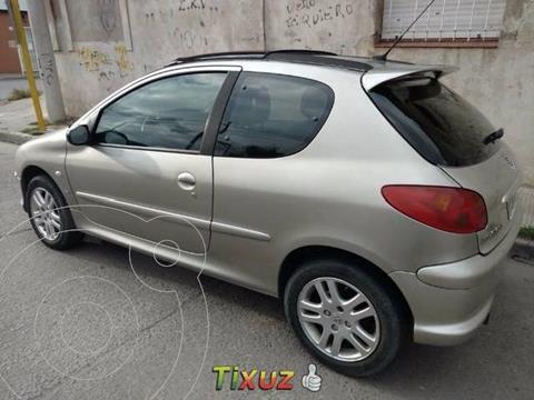 Peugeot 206 1.6 3P XS usado (2008) color Gris precio $520.000