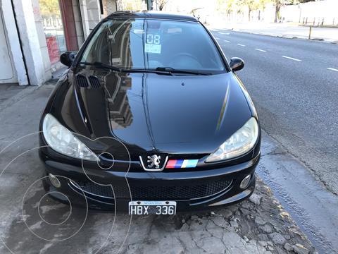 Peugeot 206 2.0 HDi XS Premium 5P usado (2008) color Negro financiado en cuotas(anticipo $480.000 cuotas desde $22.000)