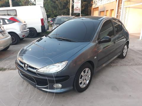 Peugeot 206 1.6 3P XS usado (2009) color Gris financiado en cuotas(anticipo $305.000)