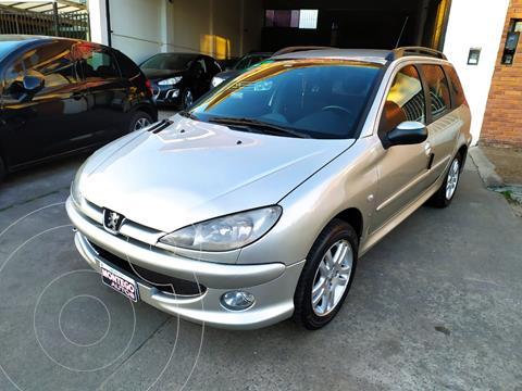 Peugeot 206 SW 1.6 Premium usado (2007) color Arena Dorada precio $690.000