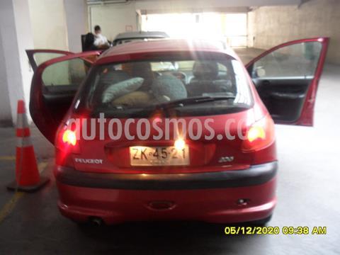 Peugeot 206 5P X-Line Ac usado (2010) color Rojo precio $2.800.000