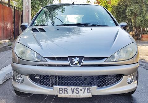 Peugeot 206 3P 1.4 HDI VU Ac usado (2009) color Plata precio $5.490.000