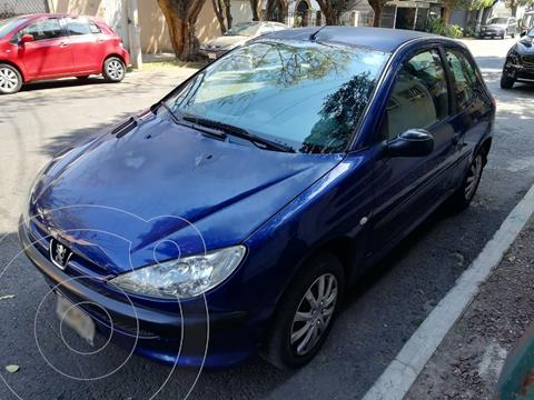 Peugeot 206 5P XR 1.4  usado (2005) color Azul precio $37,000