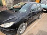Foto venta Auto usado Peugeot 206 Station XR 1.4  (2001) color Negro precio $850.000