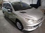 Foto venta Auto usado Peugeot 206 SW 1.6 Confort (2006) color Gris Plata  precio $150.000