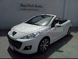 Foto venta Auto usado Peugeot 207 CC Turbo Piel (2013) color Blanco precio $175,000