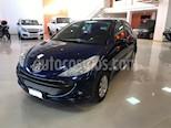 Foto venta Auto usado Peugeot 207 Compact 1.4 Allure 5P (2010) color Azul precio $235.000