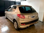 Foto venta Auto usado Peugeot 207 Compact 1.4 XS 5P (2010) color Gris Aluminium precio $205.000