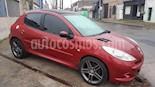 Foto venta Auto Usado Peugeot 207 Compact 1.6 XT 5P (2012) color Rojo Lucifer precio $180.000