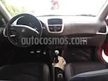 Foto venta Auto Usado Peugeot 207 Compact 2.0 HDi XT 5P Premium (2009) color Rojo Lucifer precio $190.000