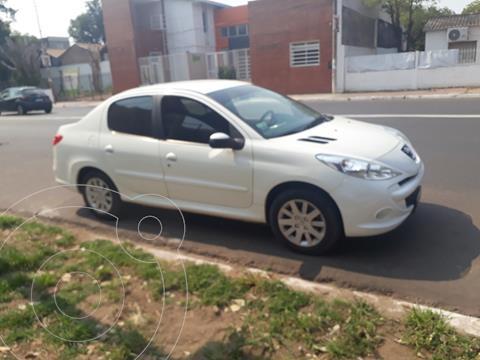 Peugeot 207 Compact 1.4 Allure 4P usado (2014) color Blanco Banquise precio $880.000