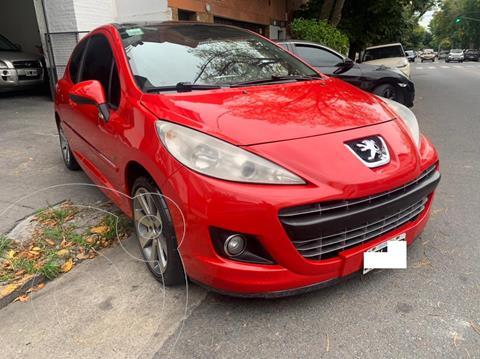 Peugeot 207 Compact GTI usado (2011) color Rojo precio $1.299.000