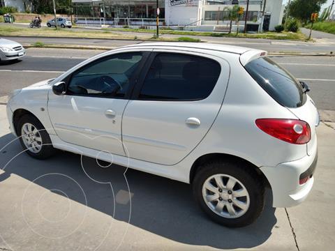 Peugeot 207 Compact 1.9D XS 5P usado (2011) color Blanco precio $650.000