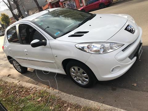 Peugeot 207 Compact 1.4 Allure 4P usado (2012) color Blanco financiado en cuotas(anticipo $430.000)