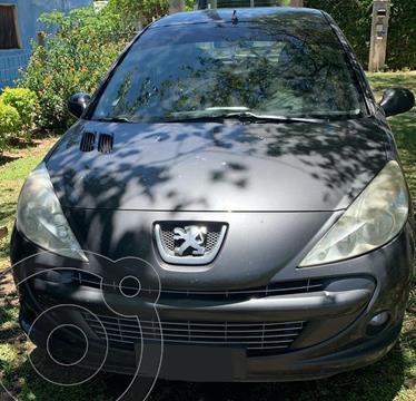 Peugeot 207 Compact 1.4 HDi XS 5P usado (2013) color Gris Cendre precio $880.000