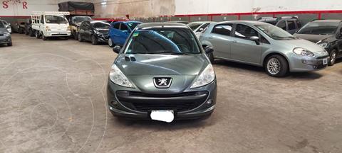 Peugeot 207 Compact 1.6 XS 5P usado (2010) color Gris Fer precio $620.000