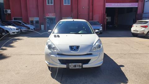 Peugeot 207 Compact 1.4 Active 4P usado (2015) color Blanco precio $760.000