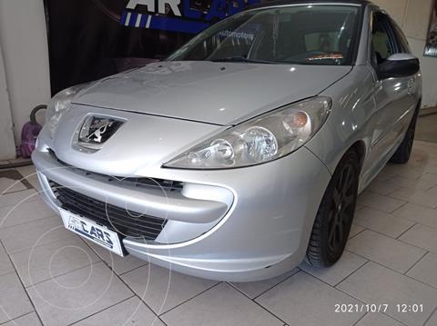 Peugeot 207 Compact 1.6 XT Premium 3P usado (2012) color Gris Aluminium financiado en cuotas(anticipo $500.000)