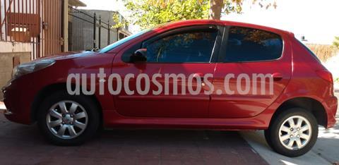 Peugeot 207 Compact 1.9D XS 5P usado (2010) color Rojo precio $570.000