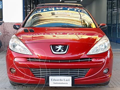 Peugeot 207 Compact 1.4 HDi Feline 5P usado (2012) color Rojo Lucifer precio $729.000